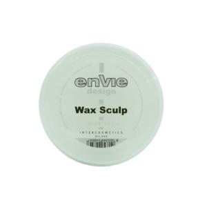 Envie la wax sculp cera per capelli