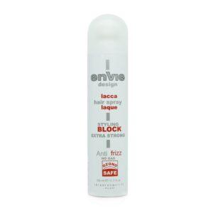Envie la lacca per capelli styling block