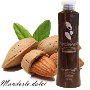Roial Olio da massaggio vegetale mandorle dolci 500 ml