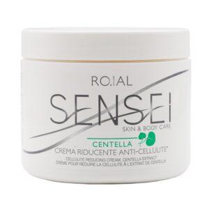 Roial Sensei crema riducente cellulite con estratto di centella