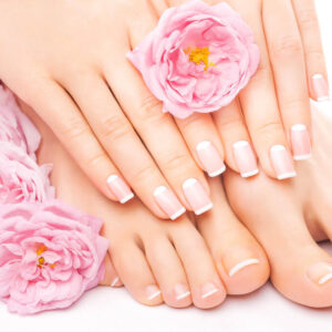Forbici professionali per manicure pedicure