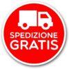 Free Shipping -Spedizione Gratis su ordini sopra I 75€