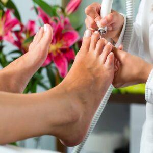 La Fresa per unghie e aspiratori