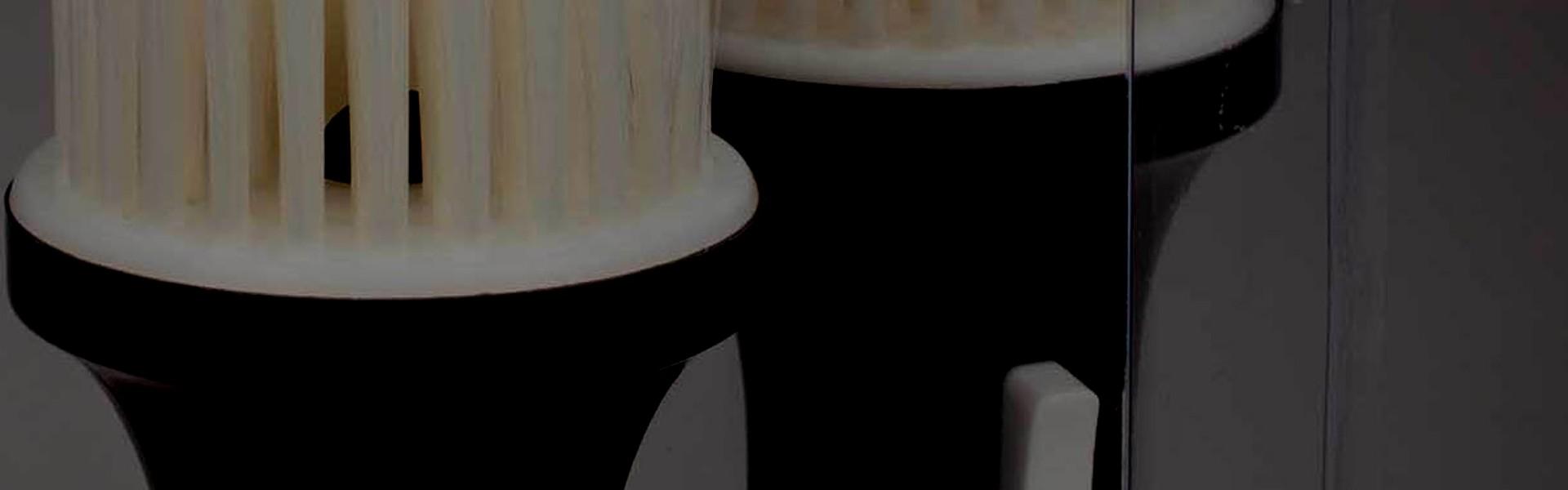 Pennellesse cacciapeli minuteria parrucchiere
