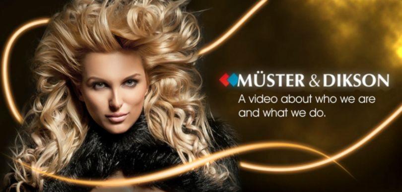 Muster Dikson prodotti per capelli