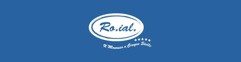 Roial Monouso dettagli brand