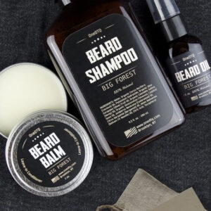 Lo shampoo per la barba