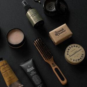 Le spazzole per la barba