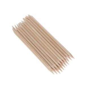 Bastoncini in legno per manicure