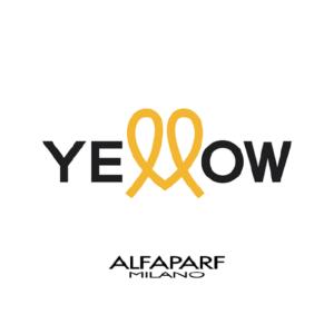 Yellow Alfaparf prodotti per capelli
