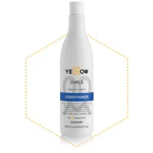 Yellow Curls Conditioner Alfaparf