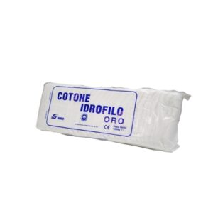 Ovatta idrofila puro cotone D'America 1 kg