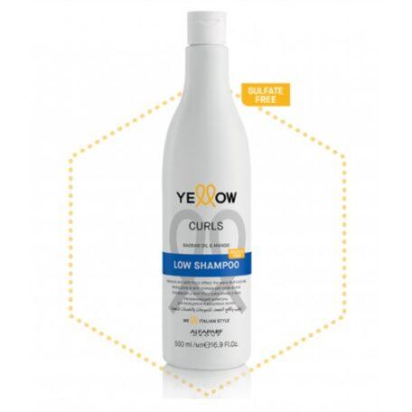 Alfaparf Yellow Curls shampoo per Capelli