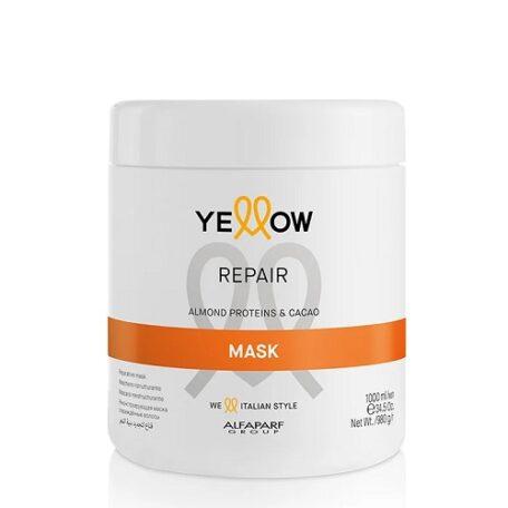 Maschera ristrutturante Yellow Repair