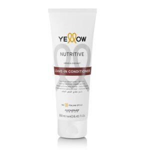 Crema nutritiva per capelli Alfaparf Yellow