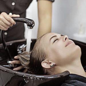 Casco e Lavatesta per parrucchiere