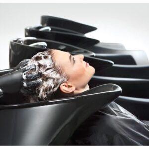 Salvagoccia per salone parrucchieri