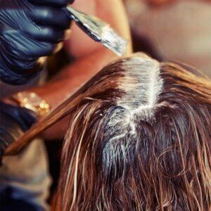 Protezione da tintura capelli