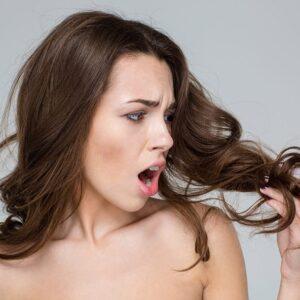 Cura dei capelli trattamento