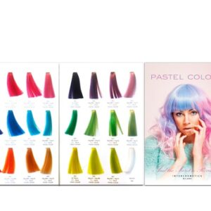 Nuances Envie pastel colors tinta capelli