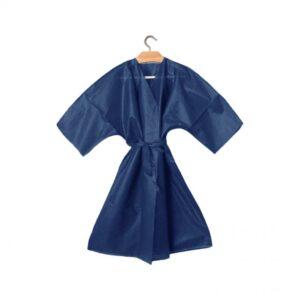 mantella tnt roial a kimono blu