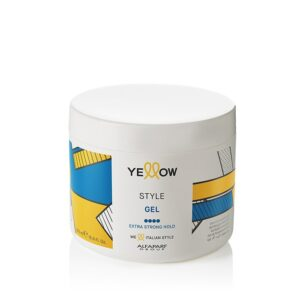 GEL PER CAPELLI YELLOW STYLE OLD
