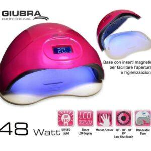 Giubra lampada ecoled uv led 48 watt